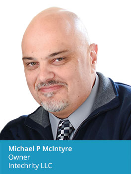 Michael P McIntyre